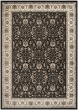 Product Image of Traditional / Oriental Black, Ivory (G) Area Rug