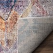 Product Image of Lavender, Light Grey (P) Vintage / Overdyed Area Rug