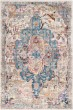 Product Image of Traditional / Oriental Blue, Light Grey (D) Area Rug