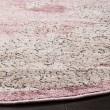 Product Image of Rose, Beige (R) Vintage / Overdyed Area Rug