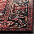 Product Image of Red, Cream, Black (A) Traditional / Oriental Area Rug