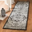 Product Image of Grey (K) Traditional / Oriental Area Rug
