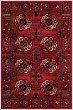 Product Image of Traditional / Oriental Red, Cream, Black (A) Area Rug