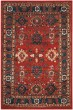 Product Image of Traditional / Oriental Orange, Blue (C) Area Rug
