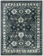 Product Image of Traditional / Oriental Dark Grey, Ivory (M) Area Rug