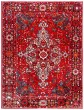 Product Image of Red, White, Blue (A) Traditional / Oriental Area Rug