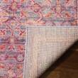 Product Image of Lavender, Fuchsia (F) Vintage / Overdyed Area Rug