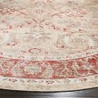 Product Image of Ivory, Red (N) Vintage / Overdyed Area Rug