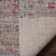 Product Image of Grey, Fuchsia (E) Vintage / Overdyed Area Rug