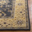 Product Image of Grey, Cream (H) Traditional / Oriental Area Rug