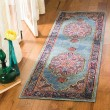 Product Image of Blue, Purple (A) Traditional / Oriental Area Rug