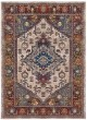 Product Image of Traditional / Oriental Light Grey, Rose (B) Area Rug