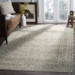 Product Image of Linen, Dusty Teal (A) Vintage / Overdyed Area Rug