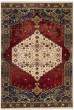 Product Image of Traditional / Oriental Ivory, Blue (B) Area Rug