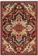 Product Image of Traditional / Oriental Red, Beige (D) Area Rug