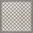 Product Image of Light Grey, Charcoal (A) Transitional Area Rug