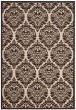 Product Image of Damask Natural, Brown (B) Area Rug