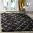 Product Image of Dark Grey (D) Shag Area Rug