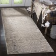 Product Image of Taupe (E) Contemporary / Modern Area Rug