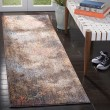 Product Image of Blue (E) Abstract Area Rug