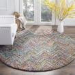 Product Image of Blue (C) Contemporary / Modern Area Rug