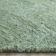 Product Image of Green (A) Geometric Area Rug