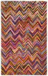 Product Image of Chevron Pink (A) Area Rug