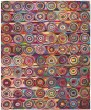 Product Image of Pink (A) Contemporary / Modern Area Rug