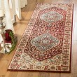 Product Image of Beige, Red, Blue (1221B) Traditional / Oriental Area Rug