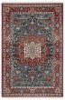 Product Image of Red, Navy Traditional / Oriental Area Rug