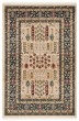 Product Image of Traditional / Oriental Beige, Navy Area Rug