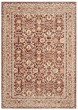 Product Image of Traditional / Oriental Orange, Red Area Rug