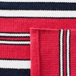 Product Image of Red, Black Outdoor / Indoor Area Rug