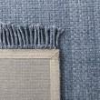 Product Image of Blue, Denim Natural Fiber Area Rug