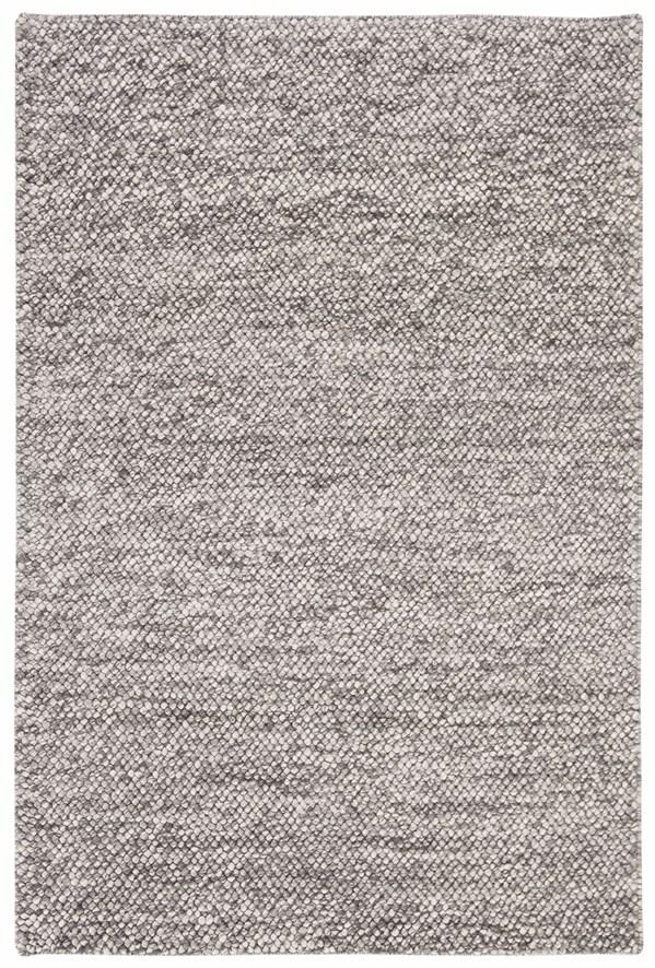 Grey, Ivory, Brown (B) Rustic / Farmhouse Area Rug