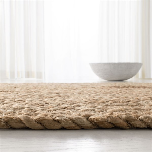 Tan, Beige (B) Country Area Rug