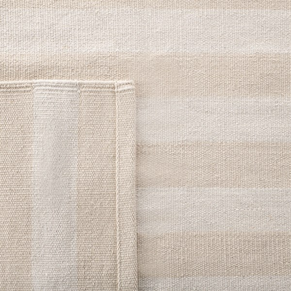 Light Brown, Beige (D) Contemporary / Modern Area Rug