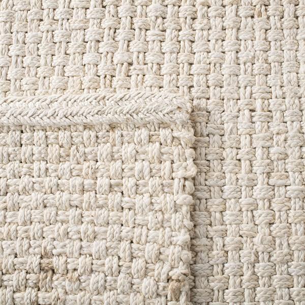 Cream (B) Rustic / Farmhouse Area Rug