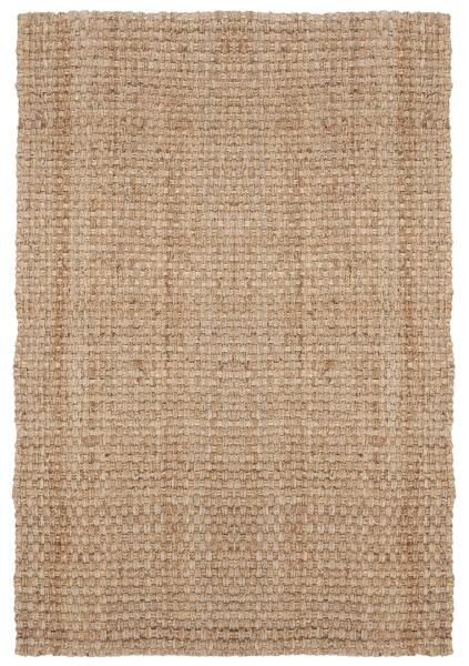 Tan, Wheat (D) Natural Fiber Area Rug
