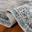 Product Image of Blue, Grey (F) Vintage / Overdyed Area Rug