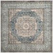 Product Image of Light Grey, Blue (A) Persian Area Rug
