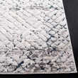 Product Image of Cream, Navy (B) Contemporary / Modern Area Rug