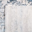 Product Image of Cream, Navy (C) Contemporary / Modern Area Rug
