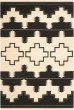 Product Image of Transitional Black, Mountain (C) Area Rug