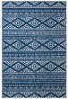 Product Image of Bohemian Navy, Ivory (N) Area Rug