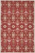 Product Image of Moroccan Red, Ivory (B) Area Rug