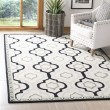 Product Image of Ivory, Black (A) Transitional Area Rug