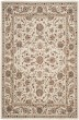 Product Image of Traditional / Oriental Ivory, Beige (C) Area Rug