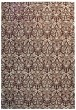 Product Image of Damask Brown, Grey (B) Area Rug