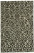 Product Image of Damask Sage, Chocolate (C) Area Rug
